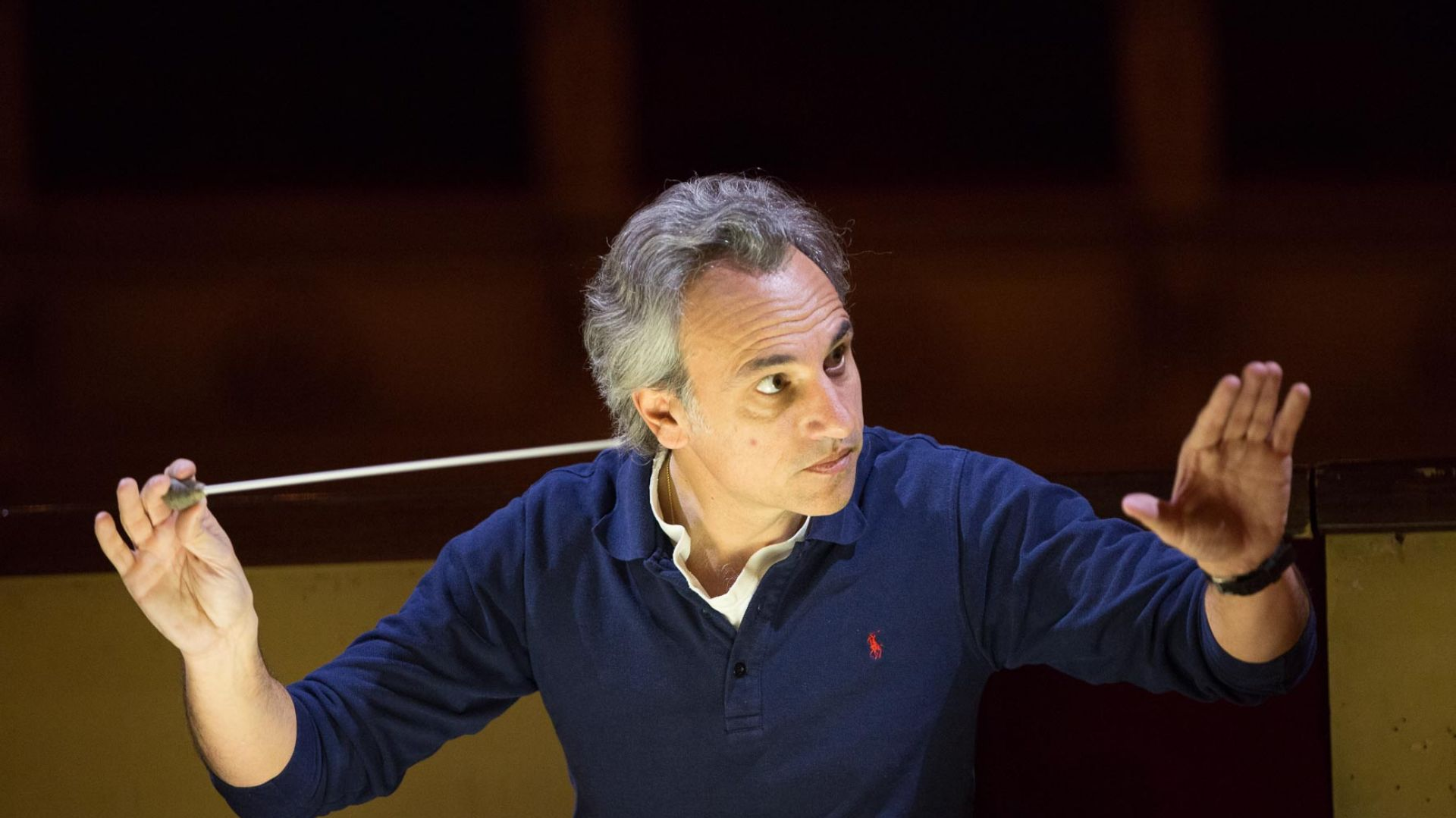 Pedro Halffter Caro is La traviata's conductor