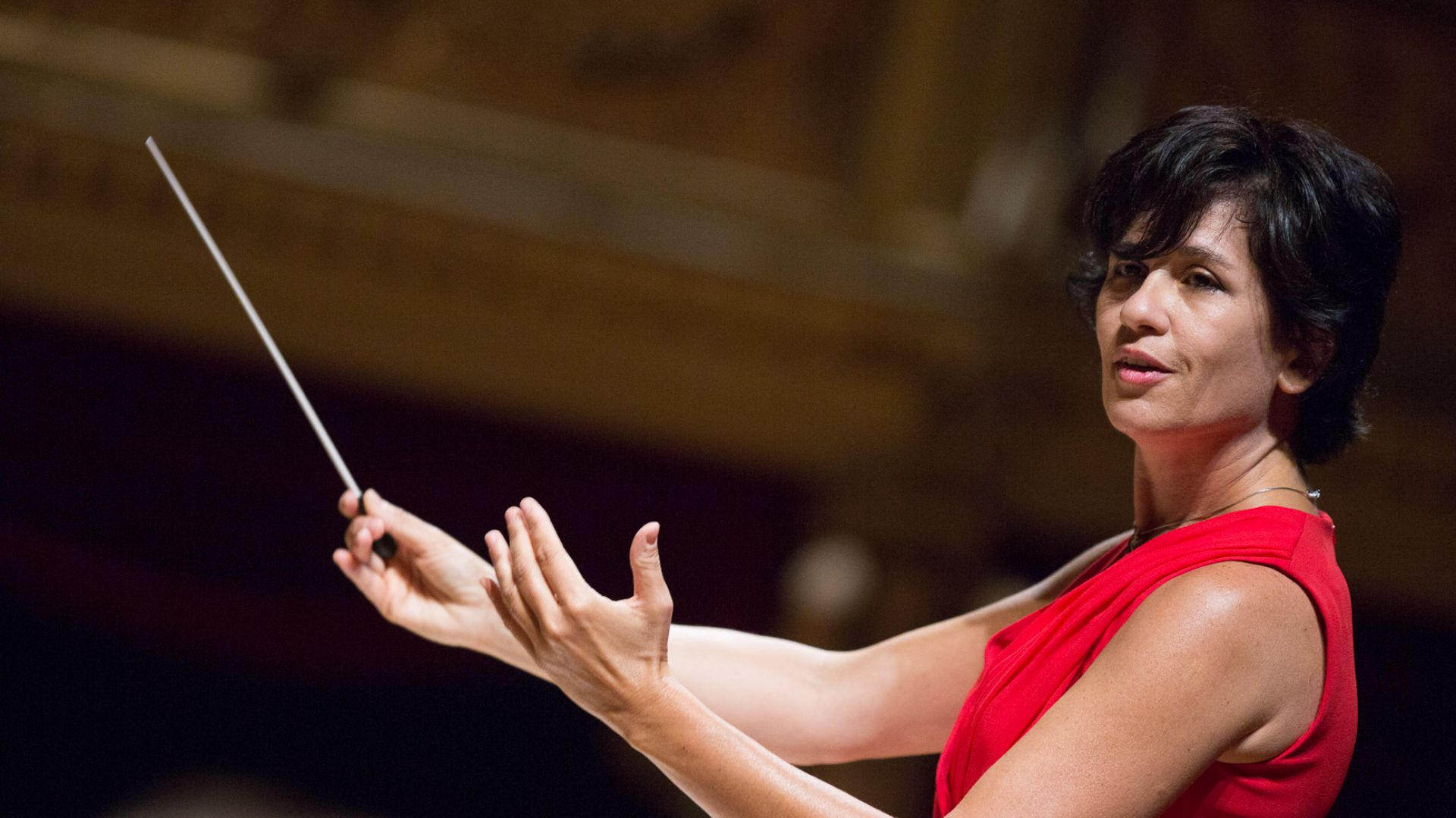Francesca Tosi's success at the Castle of San Giusto with the Operetta Concert!